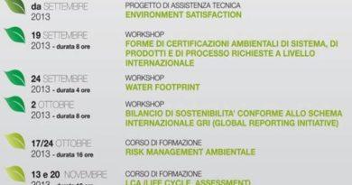 Sostenibilit ciclo eventi agenzia di sviluppo